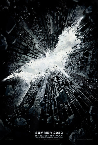 THE DARK KNIGHT RISES - teaser poster
