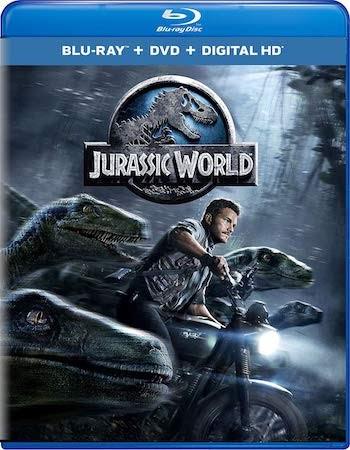 Jurassic World 2015 Dual Audio ORG Hindi 720p 480p BluRay 1GB And 400MB