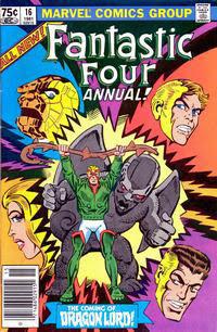 FF Annual #16
