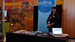 Kim Edgar (Information Services education.au)