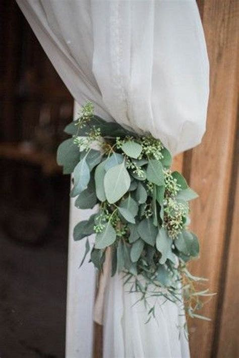 35 Stunning Eucalyptus Wedding Decor Ideas