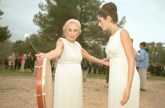 Απώλεια! Απεβίωσε η εμβληματική χορογράφος της Αφής της Ολυμπιακής Φλόγας Μαρία Χορς (ΦΩΤΟ)