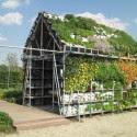 eethuis_01 Courtesy of de Stuurlui stedenbouw & Atelier GRAS! Cortesía de de Stuurlui stedenbouw & Atelier GRAS!