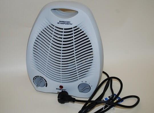 Ремонт тепловентилятора своими руками: видео, фото, инструкция