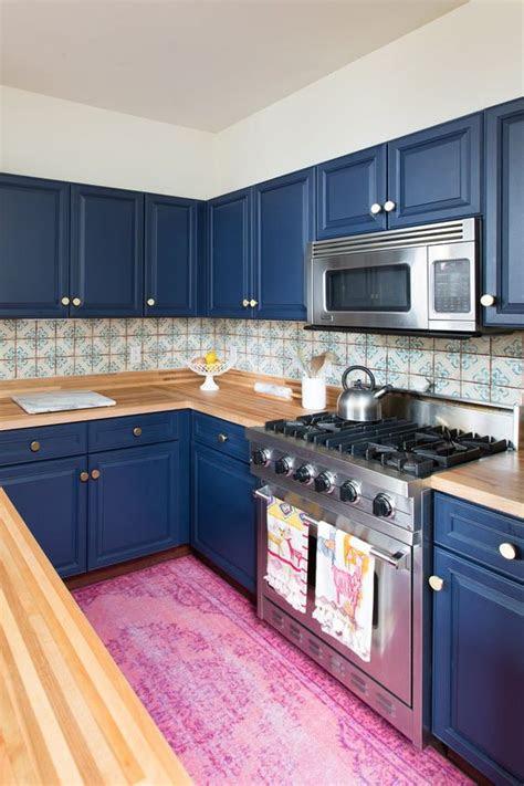 gorgeous blue kitchen decor ideas digsdigs