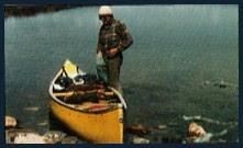 Gordon Lightfoot's Canary Yellow Canoe