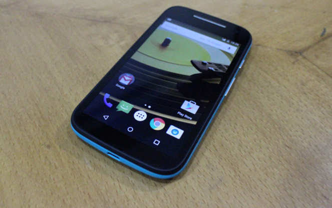 Moto E (second-generation) review