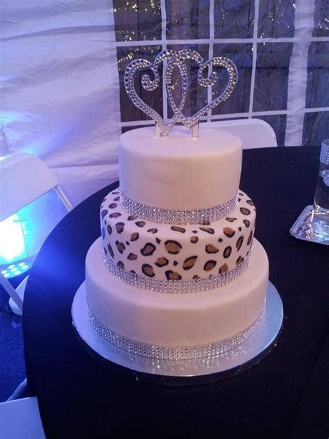 17 Best images about Leopard Print Wedding on Pinterest