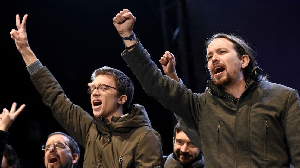 Podemos: el partido de masas del nuevo siglo