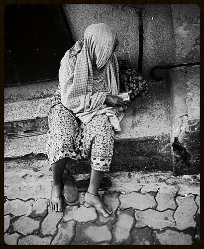 Most Of The Muslim Beggars I Shot In Bandra Disappear .. After Ramzan by firoze shakir photographerno1