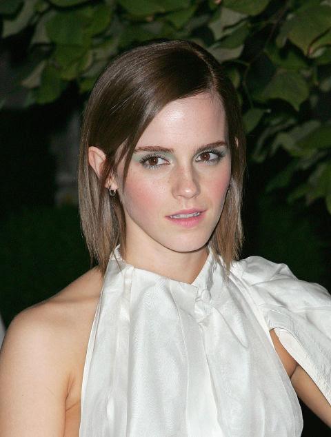 Acconciature Emma Watson