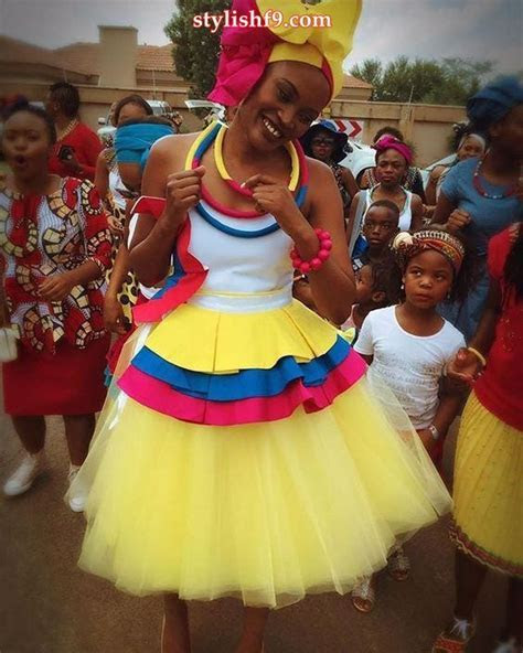Sepedi Traditional Wedding Dresses Designs ? stylish f9