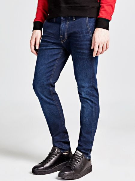 Jean Skinny Modele Chino