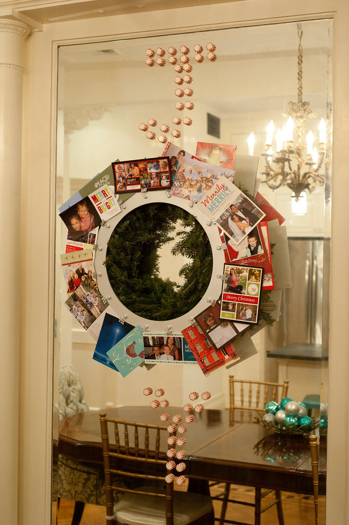 ChristmasCardWreath-5