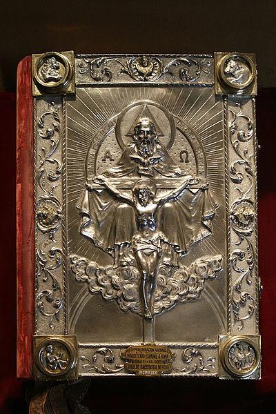 File:0 Livre liturgique - Musée Sacré - Vatican (2).JPG