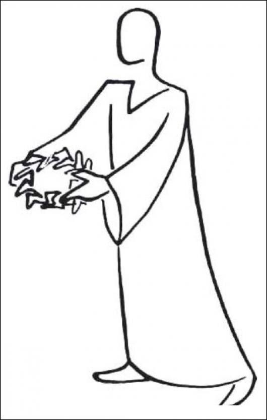 Coronadejusticia Dibujo De La Corona De Justicia Entregada Por Un
