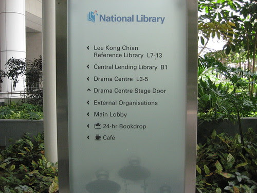 National Library Singapore