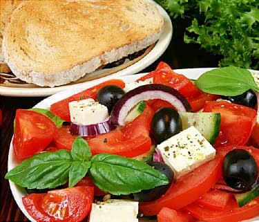 Apa itu Diet Mediteranian ? ~ DPRIYONO