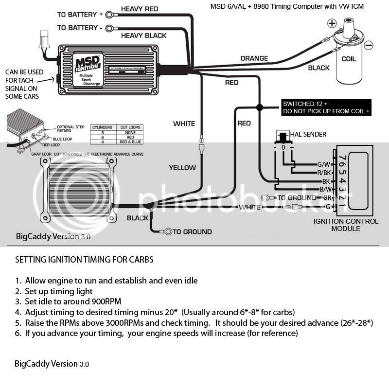 33 Msd 3 Step Wiring Diagram