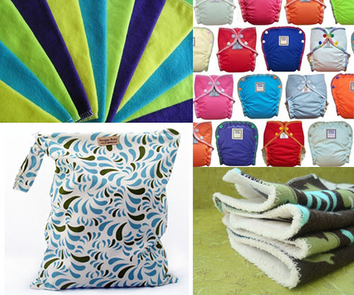 Fabulous Finds: Cloth Diapers