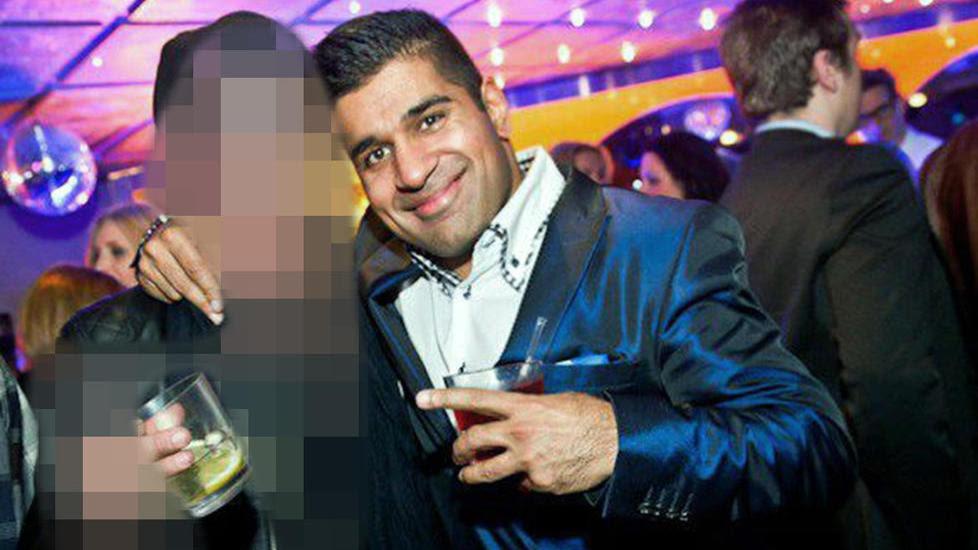 TILTALT: Imran Onkel Skrue Saber er tiltalt for heleri av flere millioner kroner i perioden 1999 til 2009.