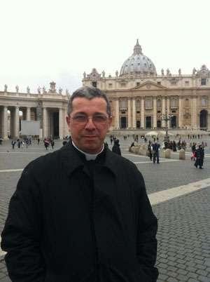 Dom José Aparecido é amigo do secretário do papa emérito Bento XVI, Georg Gänswein, e bastante respeitado por cardeais (Diego Amorim/CB/DA Press)