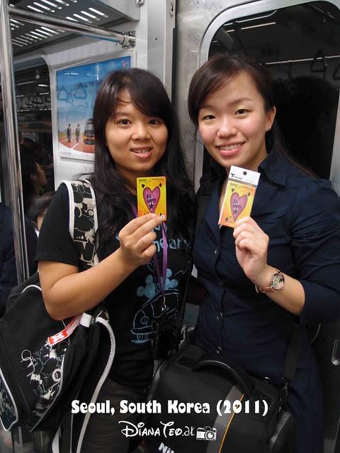 Seoul Subway 01