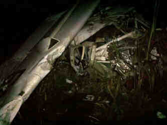 Incident Involving Aircraft, Cessna 208, 5N-BMJ in Yola, Adamawa State