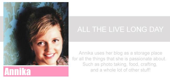 SponsorPost Annika