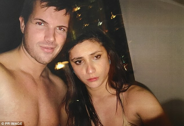 Last weekTostee (left) was cleared of his Tinder date Warriena Wright's (right) murder and manslaughter