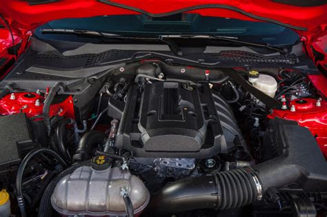 ford mustang ecoboost  perfect balance  power