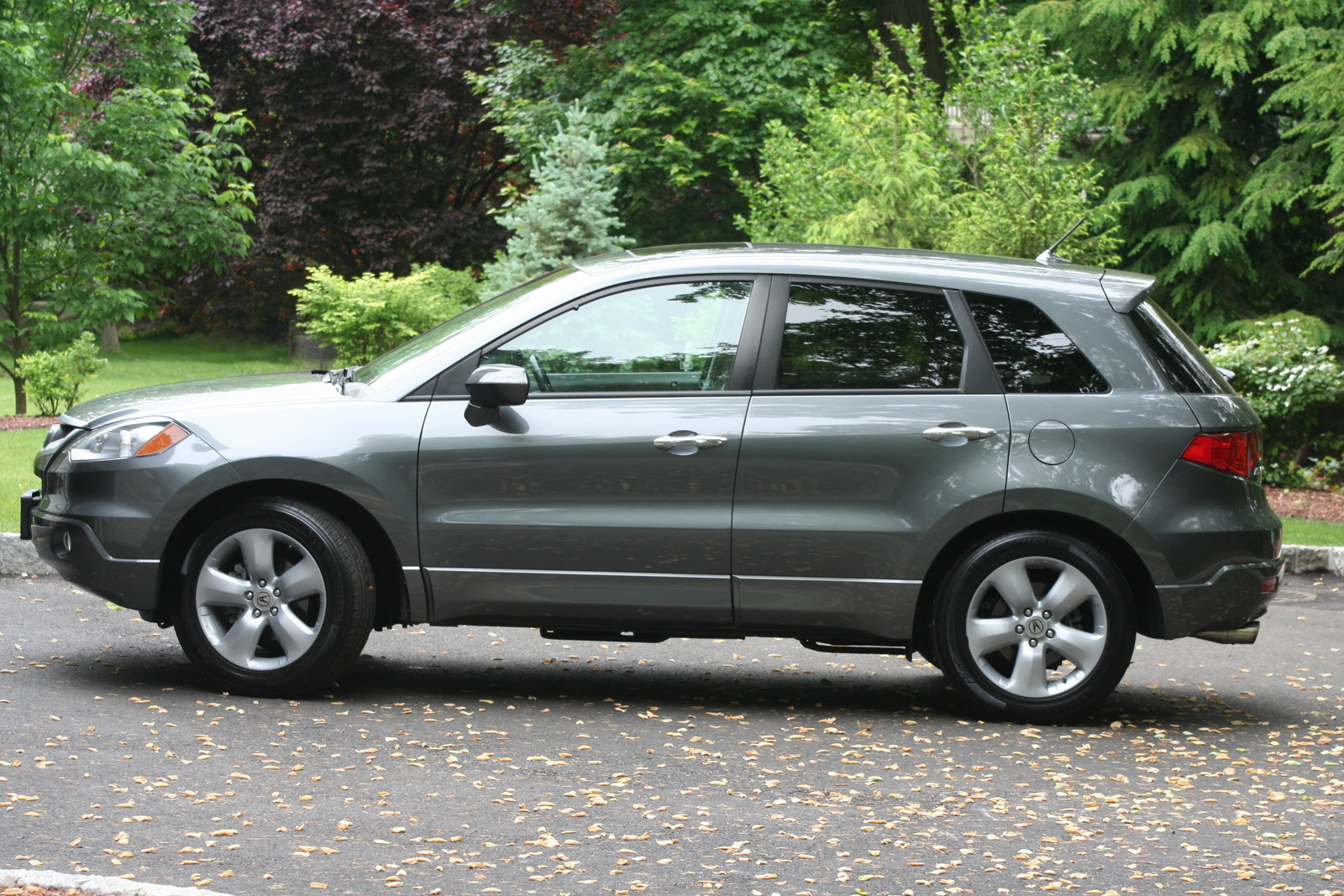 2008 Acura RDX AWD, Picture of 2008 Acura RDX Base AWD, exterior