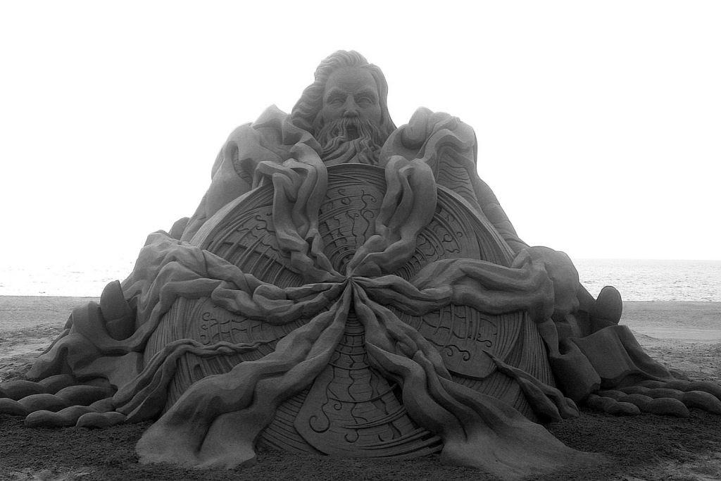 As extraordinárias esculturas de areia de Toshihiko Hosaka 28