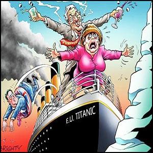 Украина ещё мечтает попасть на «Титаник»