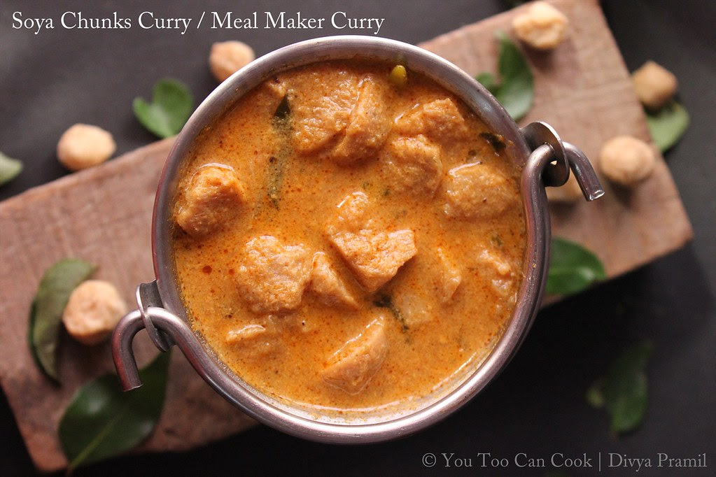 soya-chunks-curry