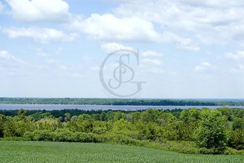 Orillia - Over the Lake