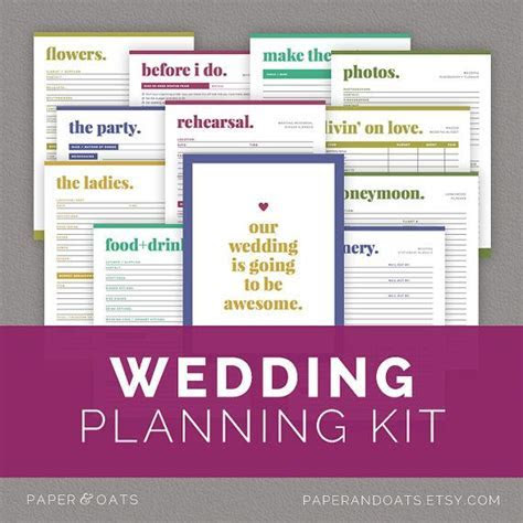 Best 25  Wedding planner binder ideas on Pinterest