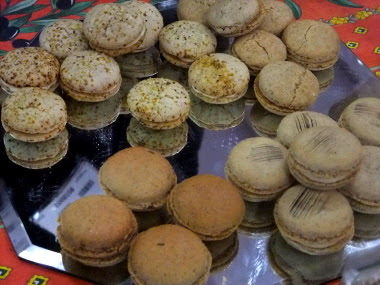 Fabrique Delices savory macaroons