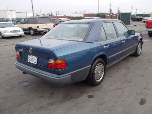 Purchase used 1989 Mercedes 300E, NO RESERVE in