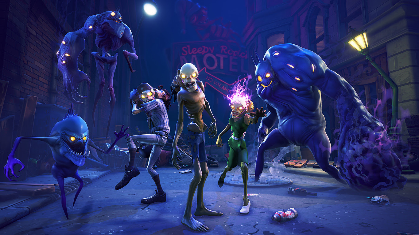 Epic's Fortnite will be entering paid early access next month screenshot