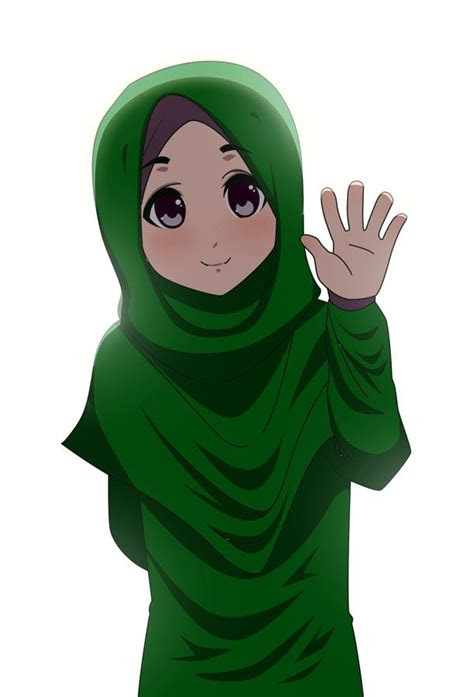hijabmuslimahanimedrawing pingin buat kayak gini