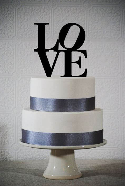 Beautiful Cake Toppers with Words   Arabia Weddings