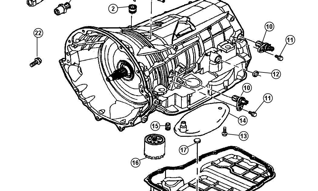 32 Dodge 46re Transmission Diagram