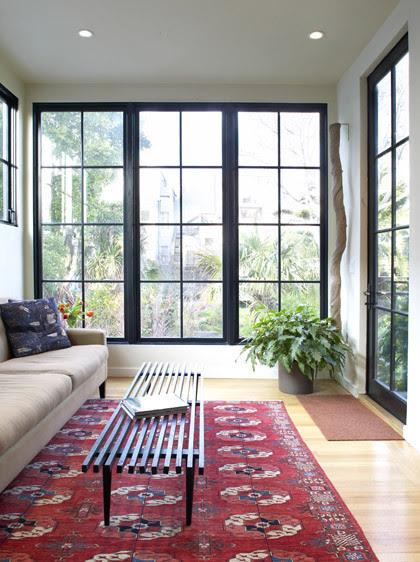 Feldman Architecture contemporary family room