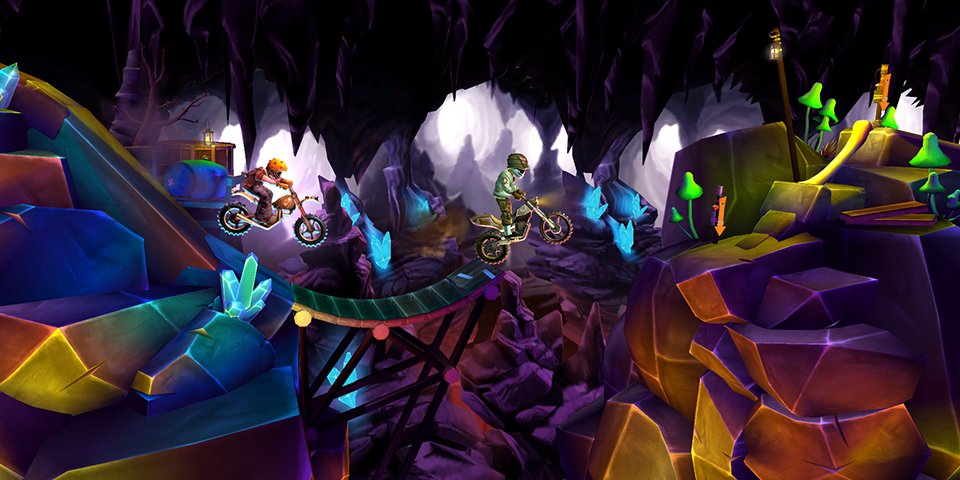 game Trials Frontier cho ios