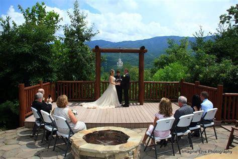 Gatlinburg, TN, Wedding Photography by Imagine This