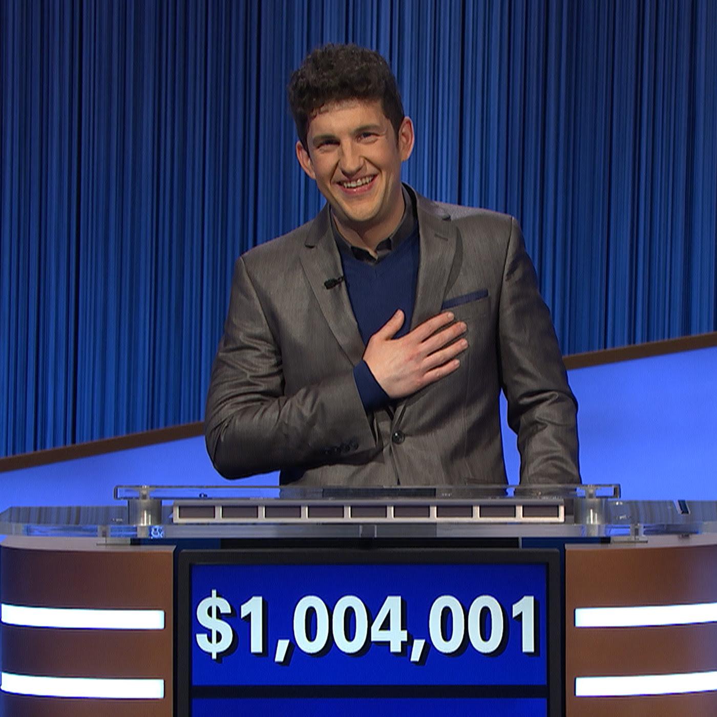 'Jeopardy!': Champion Jonathan Fisher opens up about Matt Amodio loss