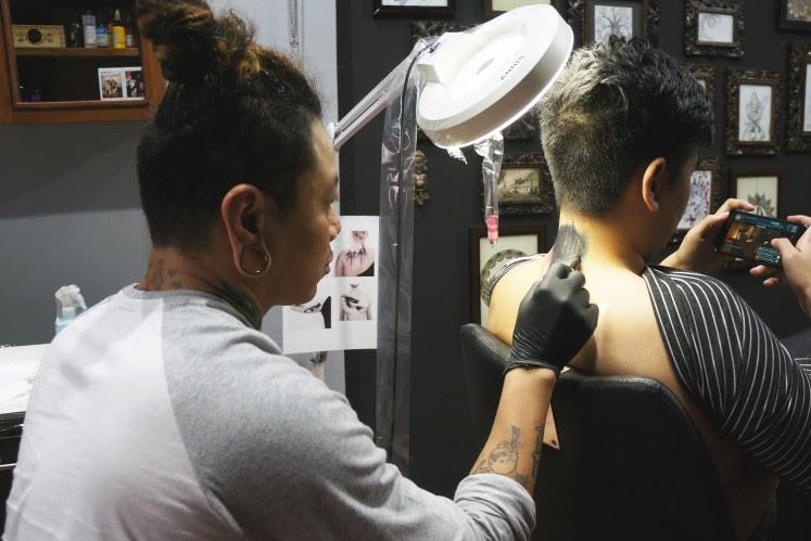 Tattoo Artist Jakarta Barat Tattoo Design