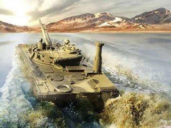 БМП-3Ф. Фото с сайта kurganmash.ru