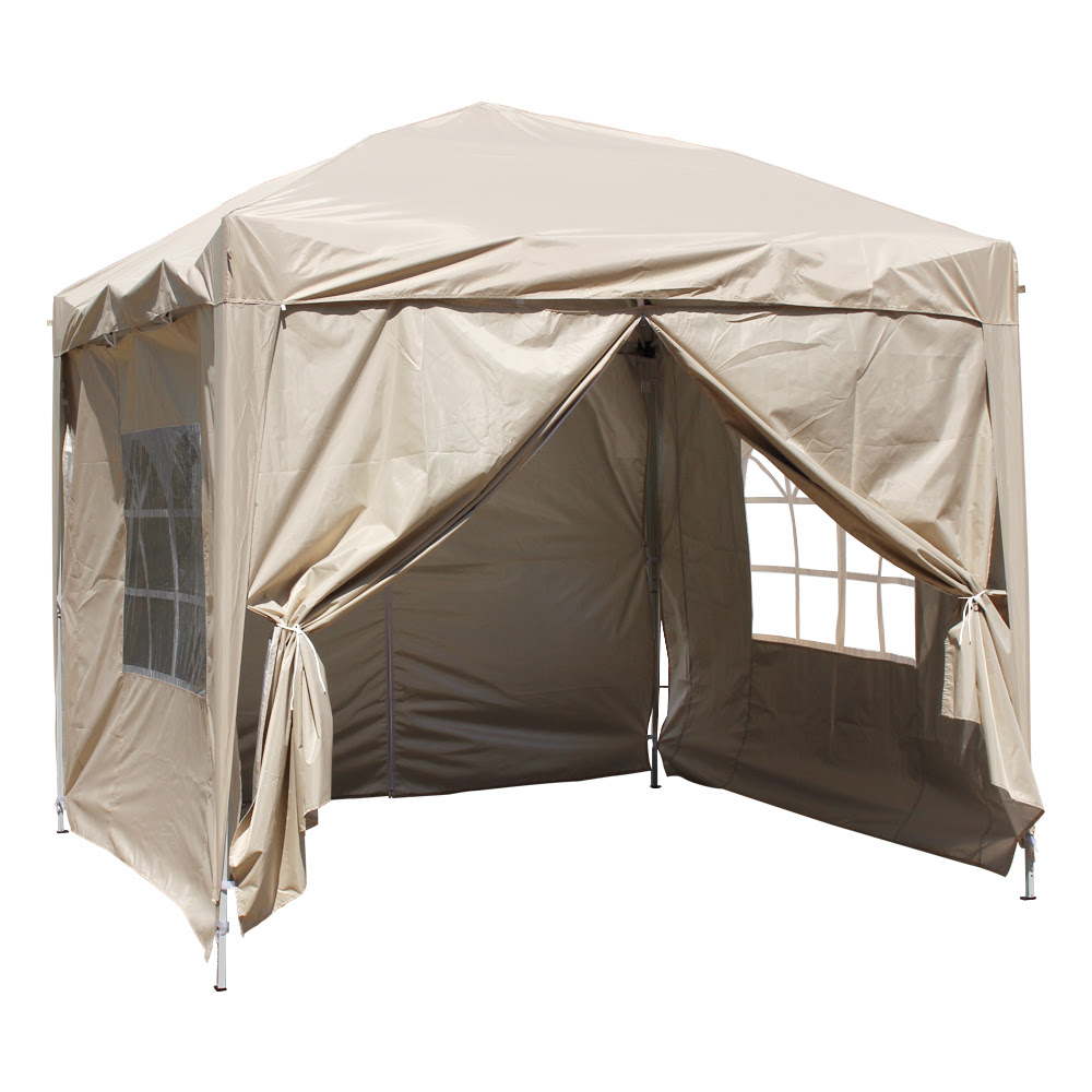 Pop Up Gazebo Marquee Outdoor Garden Marquee Canopy With ...